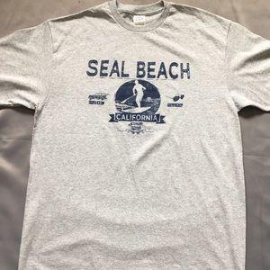 Delta Pro Weight Seal Beach Tee
